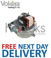 Vokera Compact, Rain, Sabre 28 Fan 10023907 R10023907 Genuine Part *NEW*
