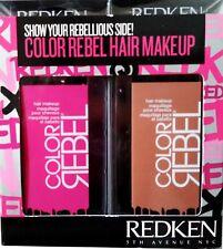 Redken Color Rebel Hair Makeup Twin Pack - Punked Up Pink and Rose Revolution