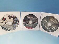 Transformers: The Game + Bonus Disc & Transformers: Revenge of the Fallen PS2