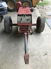 Lincoln Welder Generator Portable