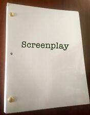 KICKING AND SCREAMING  1995 Movie Script Screenplay