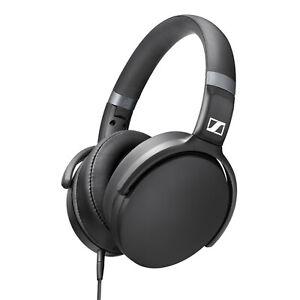 Sennheiser HD 4.30i Around-Ear-Kopfhörer, iphone Remote, Faltbar, Rich Dyn. Bass