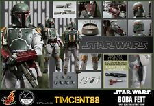 Ready! Hot Toys Sideshow Star Wars VI Return of Jedi 1/4 Boba Fett Special