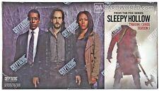 SLEEPY HOLLOW SEASON 1 TRADING CARDS BOX (CRYPTOZOIC 2014)- 1 AUTO & 1 WARDROBE!