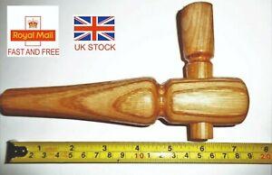Wooden Barrel,Wooden Tap,New Solid Hardwood Cask Tap Spigot,Size: 25mm