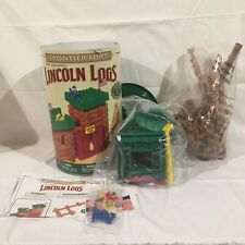 New in Open Container - Lincoln Logs Frontier Fort - 2000 - K'Nex Industries