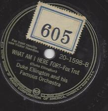 Ivy Anderson avec le Duke Ellington orchestre: I Don 't mind