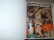 LA GAZZETTA DELLO SPORT ILLUSTRATA=VOLUME RILEGATO=DAL N°1 AL N°26 DEL 1979