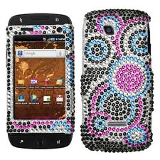 Bubble Crystal Bling Case Cover T-Mobile Sidekick 4G