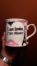 I See London I See France Ceramic Coffee Tea Mug