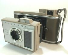 Vintage Polaroid J 33 Camera with Case