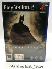 BATMAN BEGINS - SONY PS2 - VIDEOGIOCO NUOVO SIGILLATO - NEW SEALED PAL VERSION