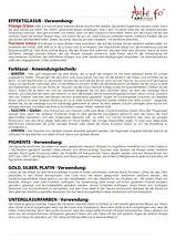 Gebrauchsanweisung Deutsch ES 10 online Keramik Töpfern Materialien Bild Foto