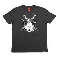 Gorilla Drummer MENS Banned Member T-SHIRT tee birthday gift fashion drum kit