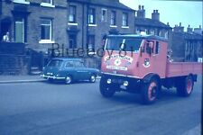 More details for  35mm slide sentinel steam wagon on way to huddersfield transport show july 1973