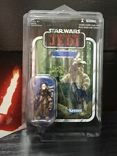 Star Wars Vintage Collection Logray Ewok Figure VC55 Mint In Star Case