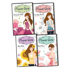 Flower Girls 4 Books Collection Set(Too Many Blooms) By Catherine R. Daly New