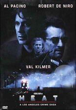 HEAT (1995) NEW DVD ROBERT DE NIRO AL PACINO