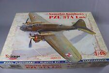 ZC179 Mirage Hobby 48131 Maquette Avion Militaire 1/48 Samolot Bombowy PZL 37A