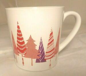 Starbucks Coffee Cup Mug 2017 Christmas Tree 14.2 fl oz