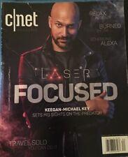 C Net Magazine July 2018 Keegan Michael Key