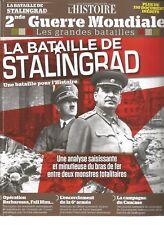 2nde GUERRE MONDIALE HS N°01 LA BATAILLE DE STALINGRAD