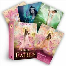 Oracle of the Fairies A 44-Card Deck and Guidebook by Karen Kay 9781788173230