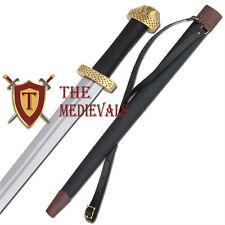 9th Century Handmade Steel Functional Battle Medeival Viking Sword Replica