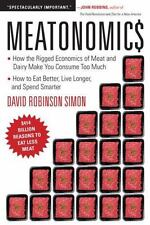 Meatonomics: How the Rigged Economics of Meat and Dairy Make You-ExLibrary