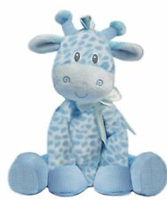 "First & Main Plush Stuffed Giraffe Blue 8.5"" Fm2773"