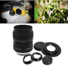 25mm F1.4 CCTV Movie lens C Mount to Fuji Fujifilm X-A1/A2 X-T1/T2X-T10/T20