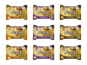 Bounce Choc Coated Filled Protein Balls
