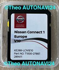 ✅ Nissan Connect 1 Navigatie Update SD V 10 Kaart 2020/2021