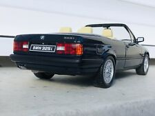 OttoMobile 1:18 - BMW E30 325 I Cabriolet Phase 2 - OT114 LTD Otto Models