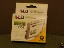 LD Recycled Ink Cartridge Yellow (Epson)  # LD-T060420