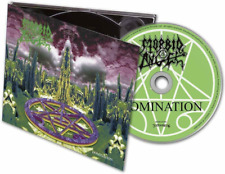 "Morbid Angel ""Domination"" Digipak CD - Released 18/10/2019"