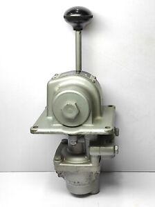 Rexroth H-2-FX Control Air Valve 125PSI H2FX P50494-3