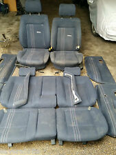 VW PASSAT B3 G60 VR6 16V RARE EDITION ONE INTERIOR SEATS DOORCARDS GOLF MK1 MK2