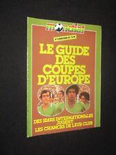 MAGAZINE MONDIAL HORS-SERIE N° 7 1979 FC NANTES ASSE AS MONACO STRASBOURG EUROPE