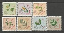 PORTUGAL COLONIAS 1958 - CONGRESO INTERNACIONAL DE MEDICINA TROPICAL** MNH