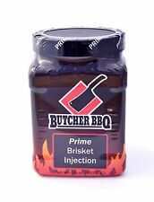Butcher BBQ Barbecue Pitmasters Prime Brisket Injection Granulated - 1lb