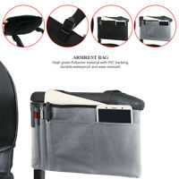 Wheelchair Waterproof Side Bag Armrest Scooter Holder Pouch Phone Storage Bags