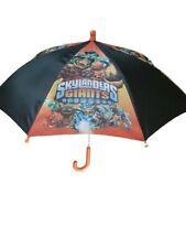 Childrens Skylanders Giants Spyro Black Orange Kids Unisex Lightweight