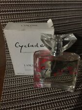 Lancome Cyclades Perfume 1.7oz ( 50ML) Spray Women Eau de Toilette Testers