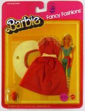1983 Barbie Fancy Fashions Red Summer Dress 7510 (New)