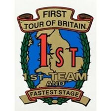 "VIKING ""1st Tour of Britain"" seat tube transfer."