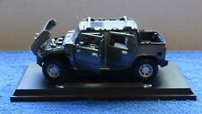 Maisto Diecast Hummer Sut Concept with turning front wheel /Steering