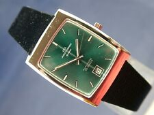 Jaquet Girard Geneve Automatic Watch Vintage 1970s 25 Jewel ETA 2782 New old NOS