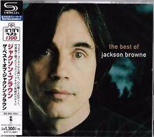 BEST OF JACKSON BROWNE JAPAN 2017 RMST SHM HIGH FIDELITY FORMAT LMT EDT CD