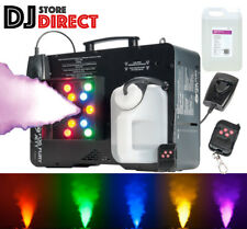 ADJ FOG FURY JETT Vertical Fog Smoke Machine DJ + LED Lights + Remote + Liquid
